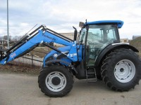 traktorius Landini powerfarm 110 dt, 2012m.