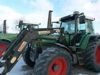 traktorius FENDT 512