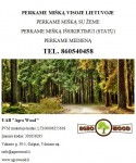 """UAB """"Agro Wood"""" – brangiai perkame mišką!"""